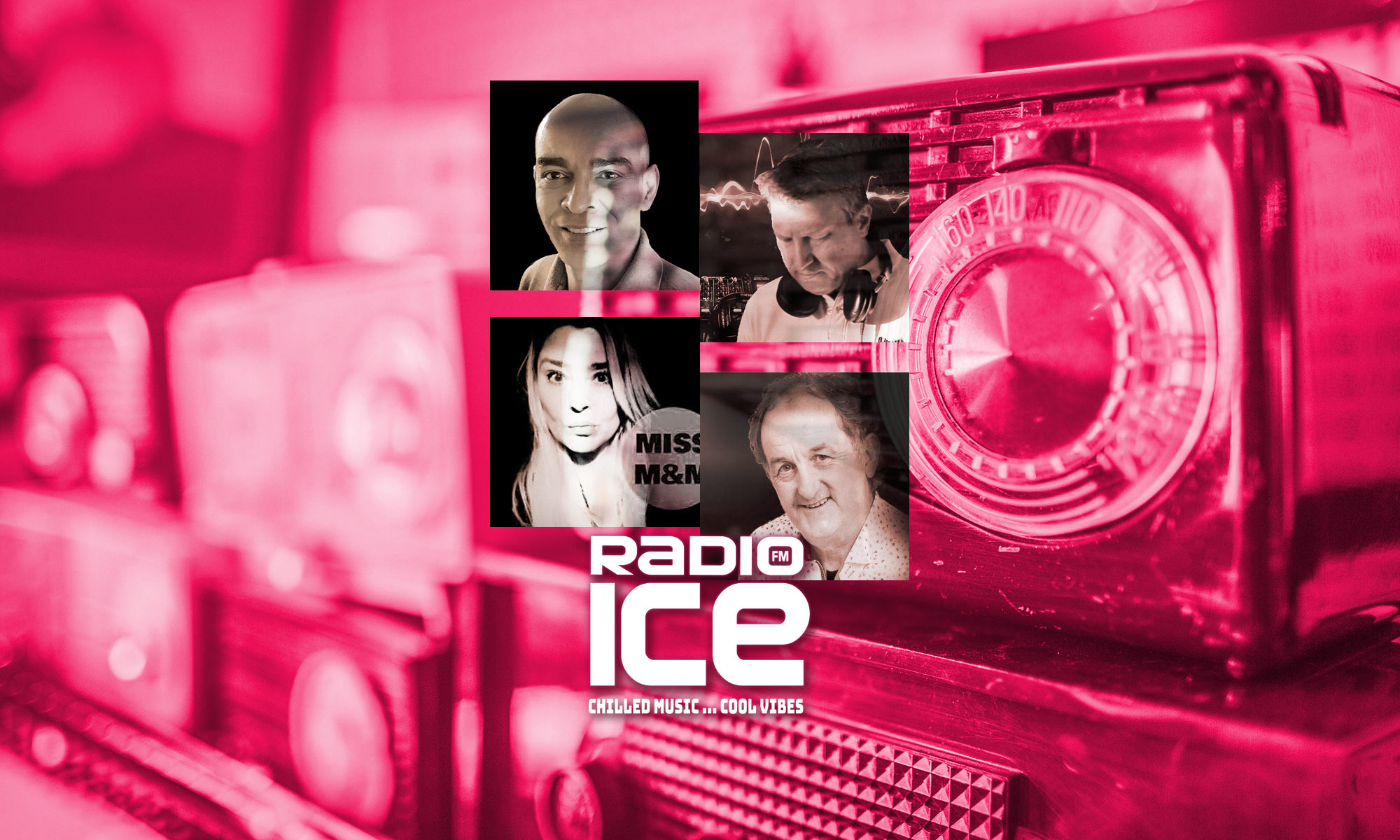 Radio Ice FM Presenters
